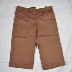 BCBGMAXAZRIA Bermuda Short Brown